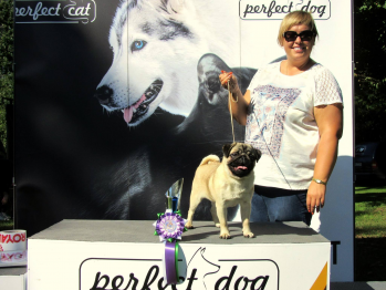 10.09 2016 - Pugs Speciality in Riga